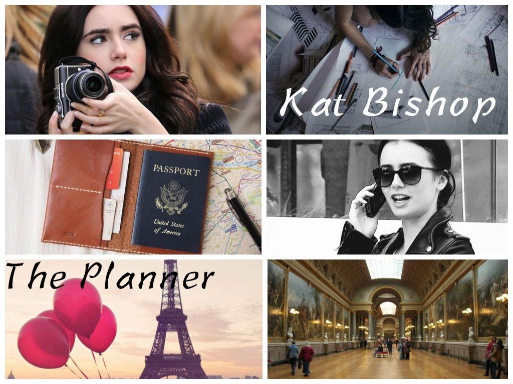 Heist Society By Ally Carterthe Crew Kat Bishop: The Planner