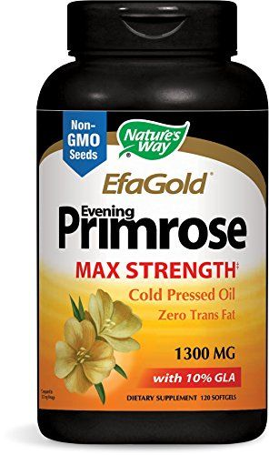 will evening primrose oil cause weight gain