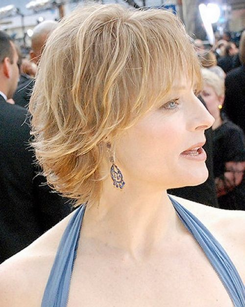 Cute Short Haircuts With Bangs For Older Women New Hairstyles
