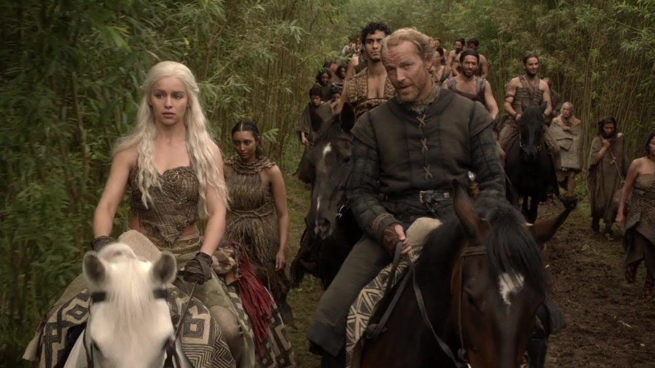 Game of Thrones HBO TV series Season 1 episode 3 Lord Snow