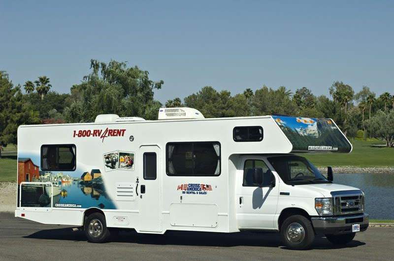 Large Rv Rental Recreational Vehicles Rv Rental Cruise America