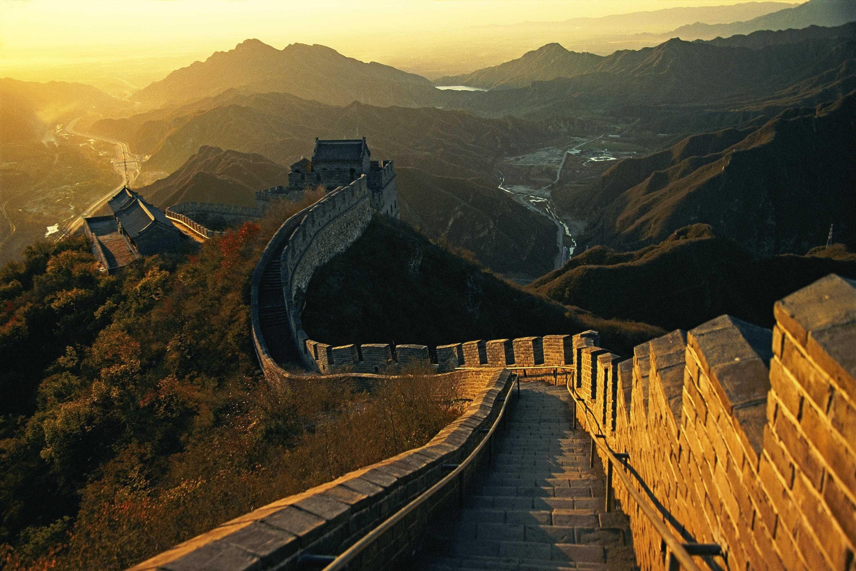 great wall of china juyongguan near beijing 1998 on the great wall id=71234