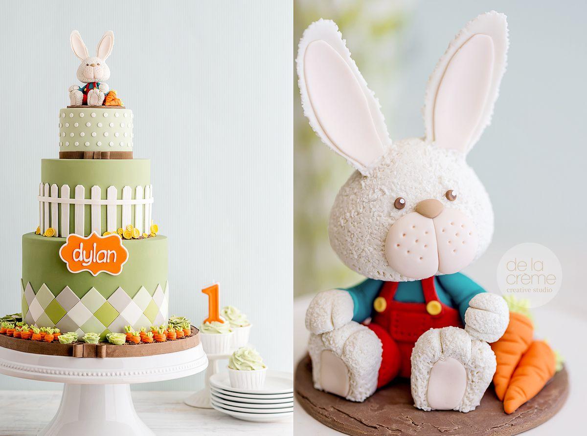 ручки можно фото тортика с зайцем знаю