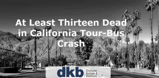 A closer look at the events surrounding the recent tour-bus crash.