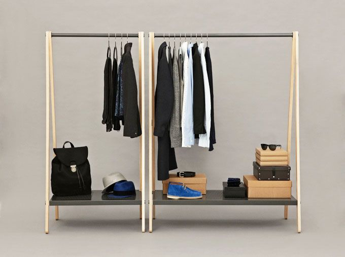 Free Standing Closet | Mobile And Occupy A Little Space