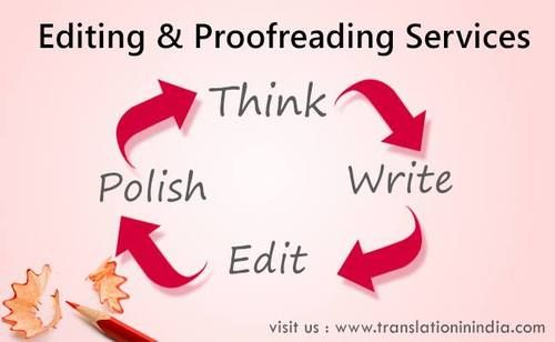 Proof reading Services exist to ensure that your content is free of embarrassing errors before it is put into actual use (sent to the press, uploaded on your website etc). At our translation company, proofreading experts have an eye for details and read between the lines to ensure that your content is totally 'error-free'.  Our editors not only check multilingual material for grammatical errors or spelling mistakes, they also review the content as per your company's exact guidelines.