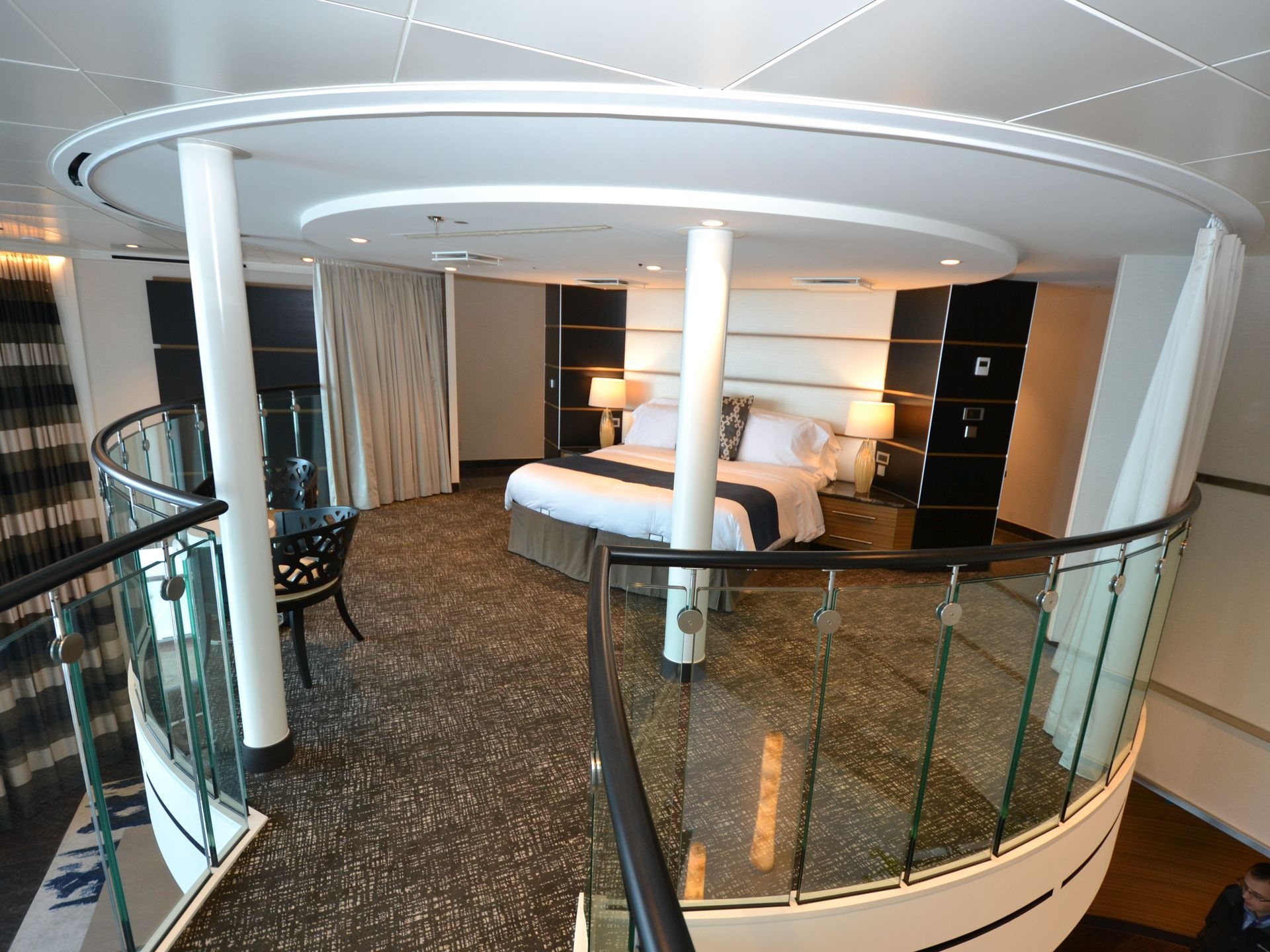 Living Large Inside The Super Suites On Quantum Of The Seas Cruise Ship Cruise Romantic Cruise