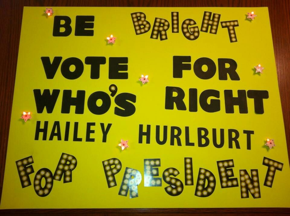 1000+ images about student council posters on Pinterest