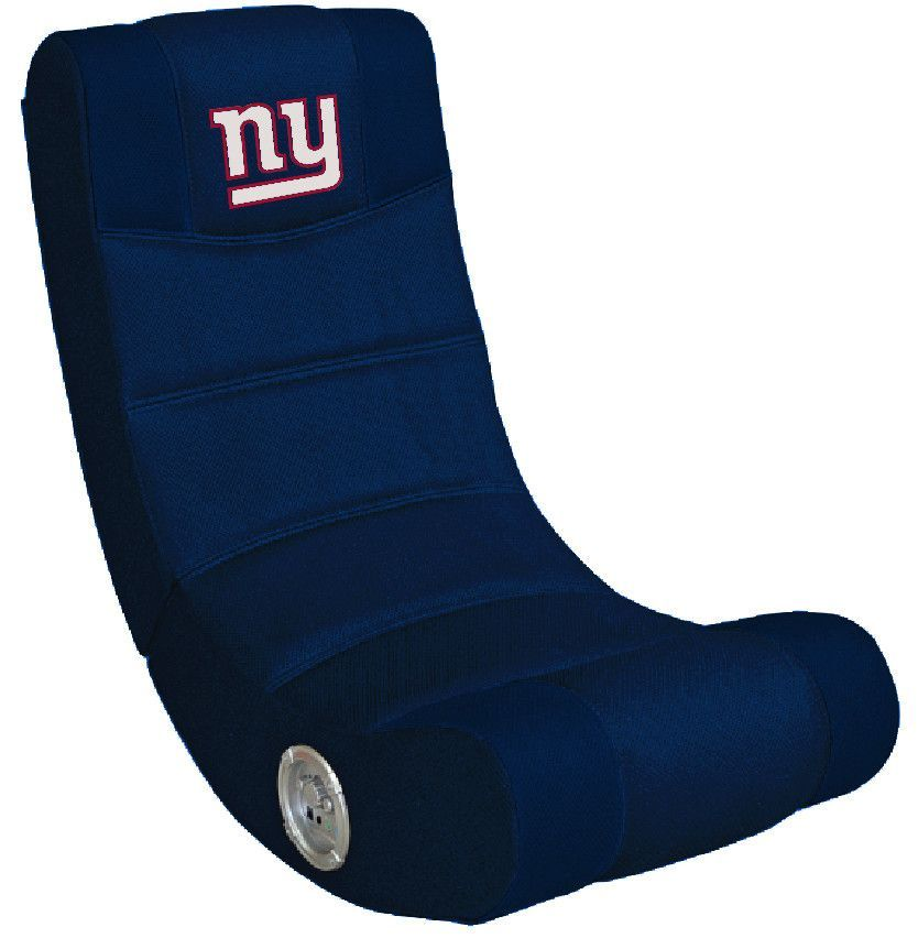 Nfl New York Giants Video Chair