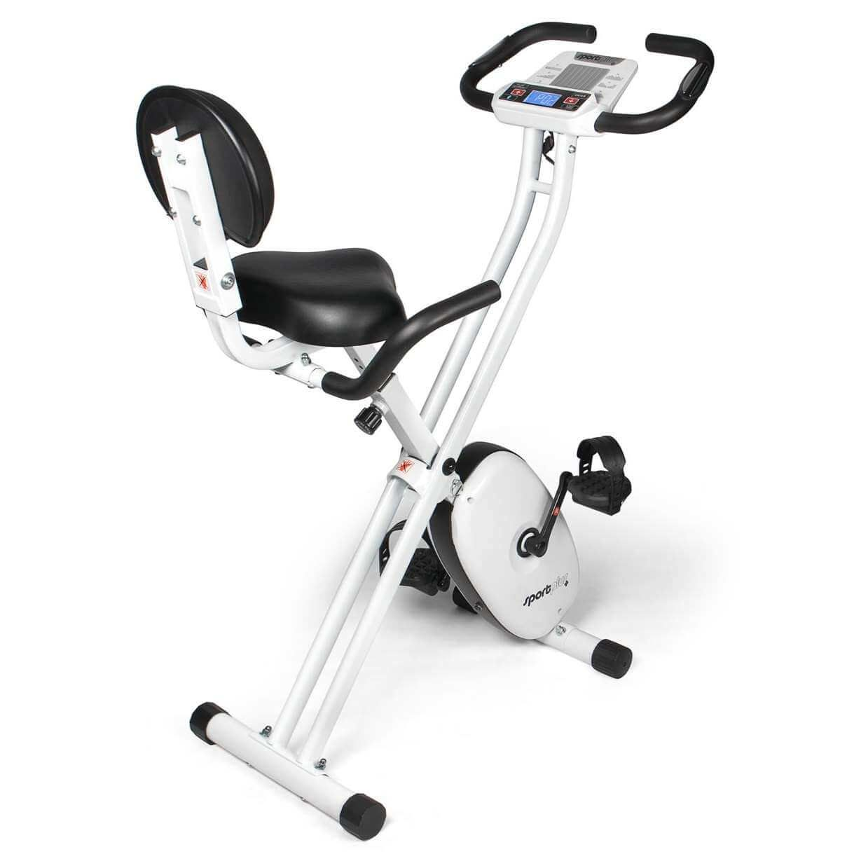 Vélo d'appartement Sportplus HT 1004 iE : notre avis