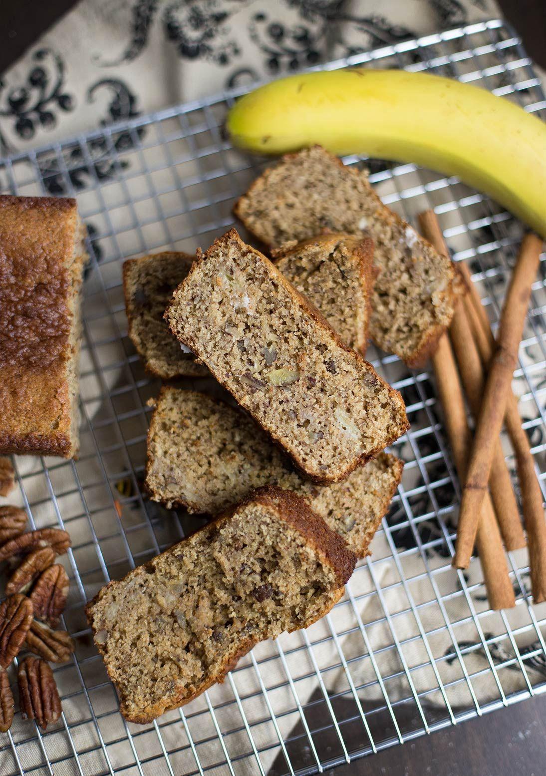 Banana bread kodiak cakes food food recipes