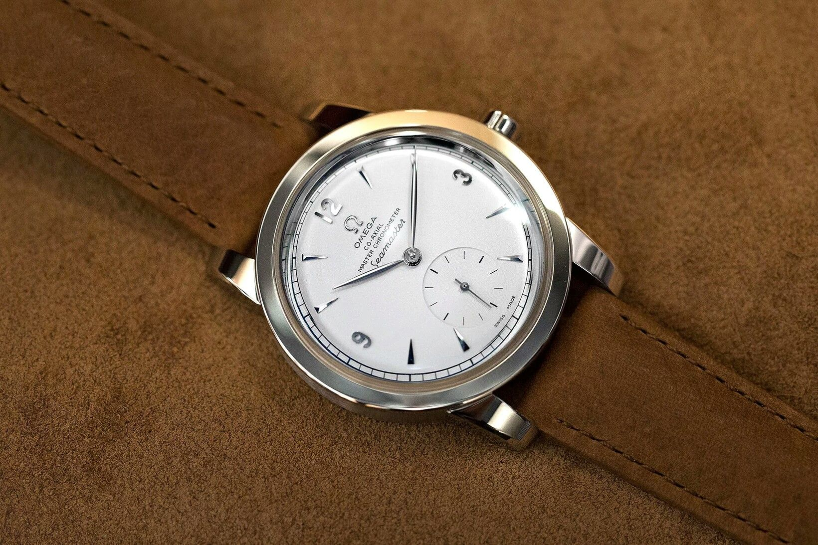 039ffee05073 New Omega Seamaster 1948 Limited Edition   6.700     70 Anniversary ...