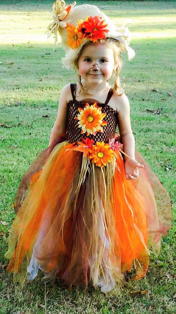 Kids Halloween costume Scarecrow Makeup https//www
