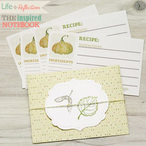 The 36th Avenue Free Give Thanks Printable Handmade Recipe Cards Recipe Cards Template Recipe Cards Printable Free