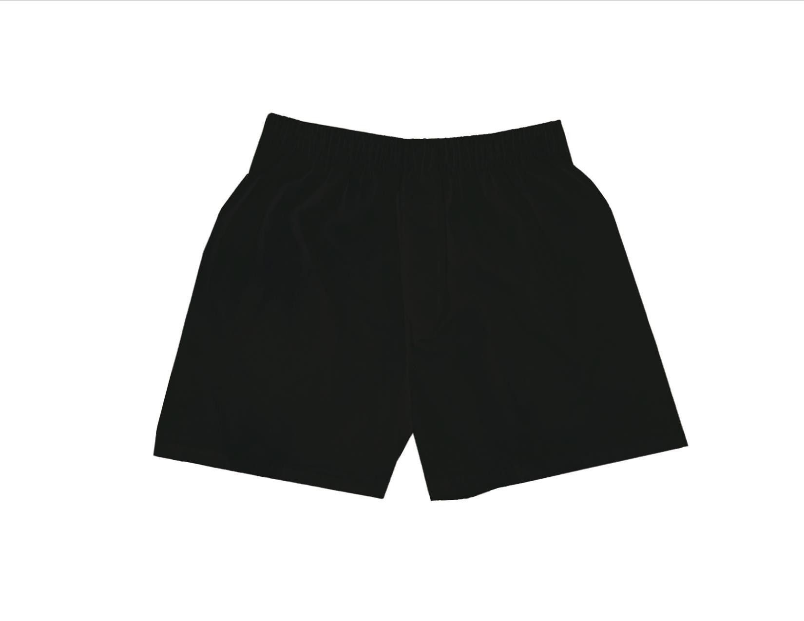 Boxercraft Men's Woven Cotton Boxer Sleep Shorts