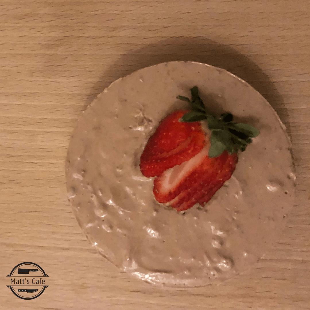 Slimming World Oreo Chocolate Cheesecake