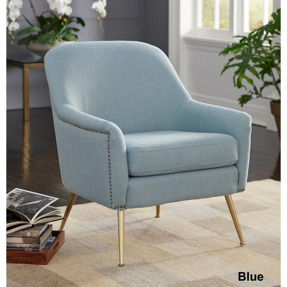 Best Lifestorey Vita Accent Chair In 2020 Furniture Blue 400 x 300