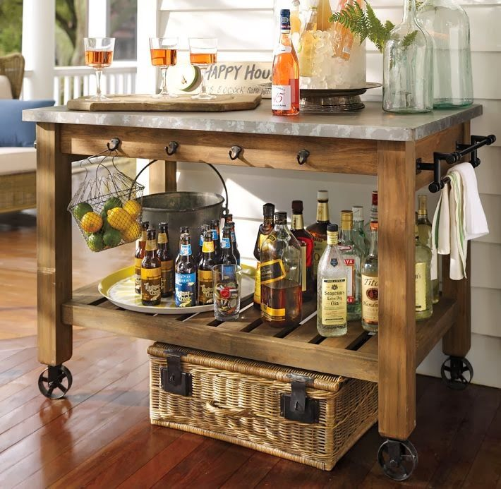 93 Best Modular Kitchens Images On Pinterest: Best 25+ Mobile Kitchen Island Ideas On Pinterest