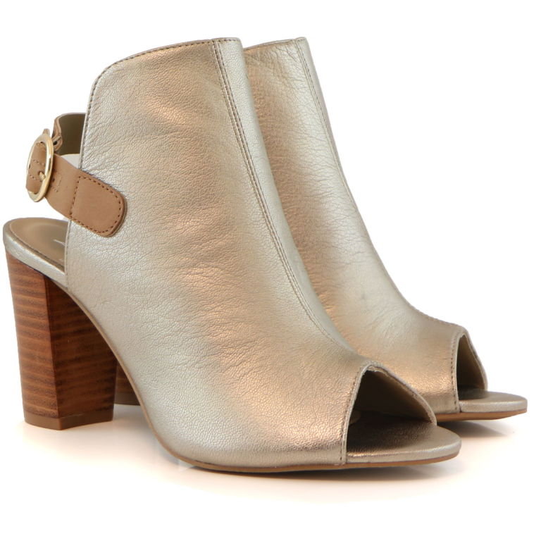 Toral High heels - camel