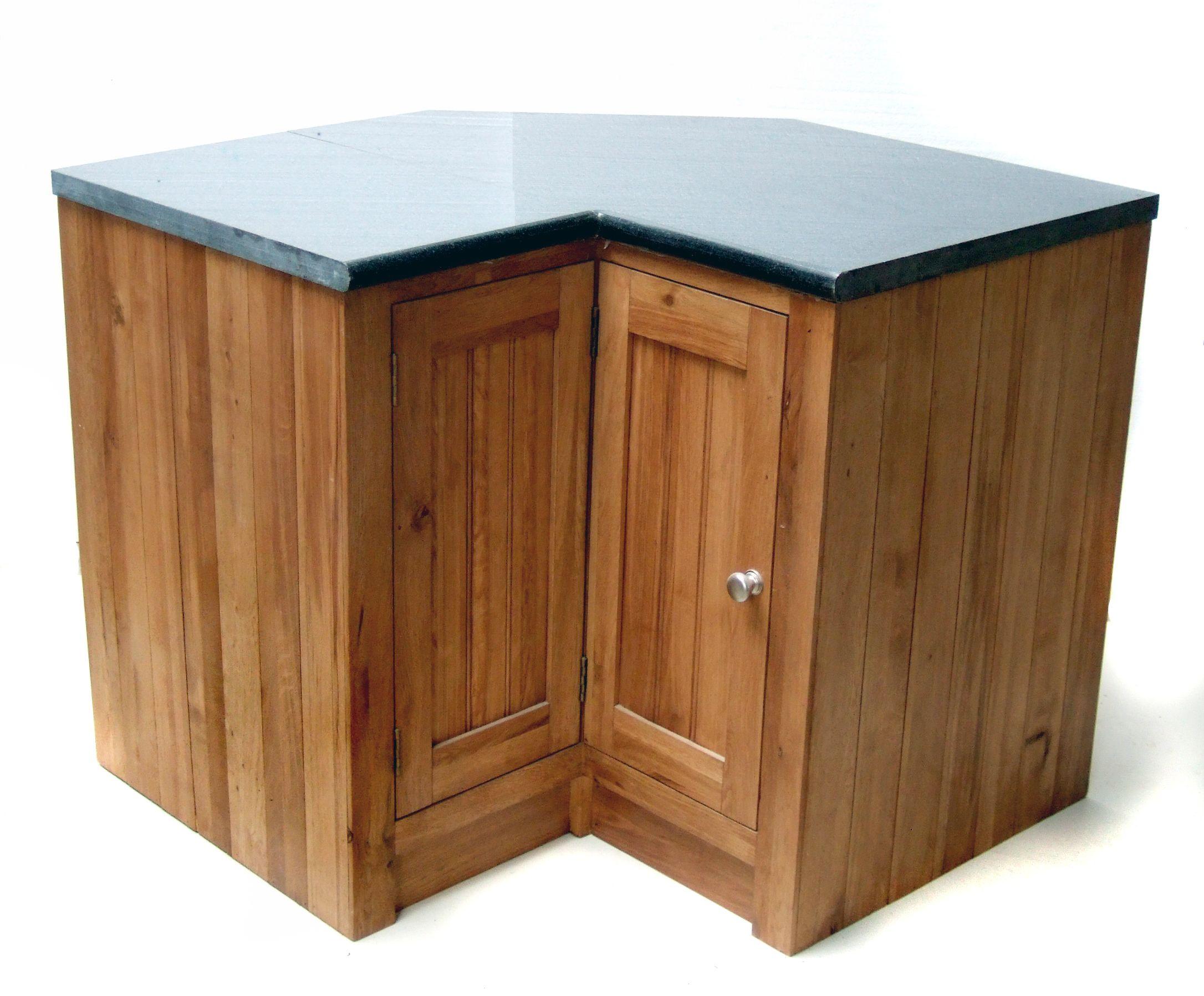 Superior Solid Oak Corner Cabinet. Oak Corner CabinetCorner CabinetsFreestanding ...