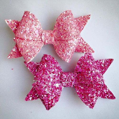 result diy double bow