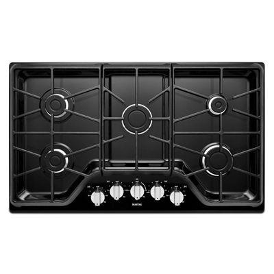 Maytag MGC7536DE 36in 5Burner Gas Cooktop (Black)