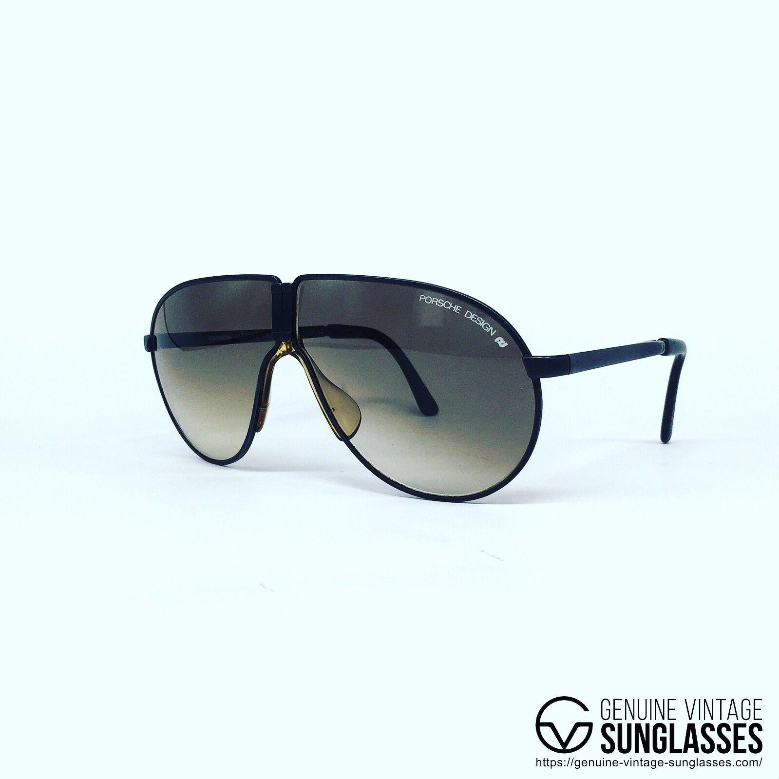 Porsche Design By Carrera 5622 Scarface Black Gafas De Sol Gafas Lentes