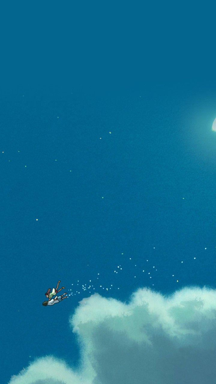 Ghibli おしゃれまとめの人気アイデア Pinterest はう 幻想的なイラスト ジブリ イラスト 壁紙 ジブリ