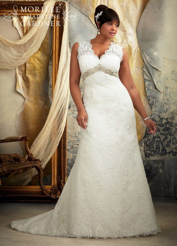 Plus Size Wedding Dress Shopping Tips and Ideas from Five ...