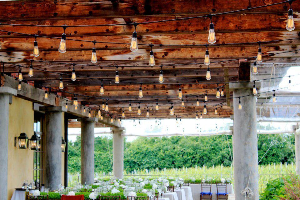 String Lights By Matt Murphy Event Lighting Wölffer