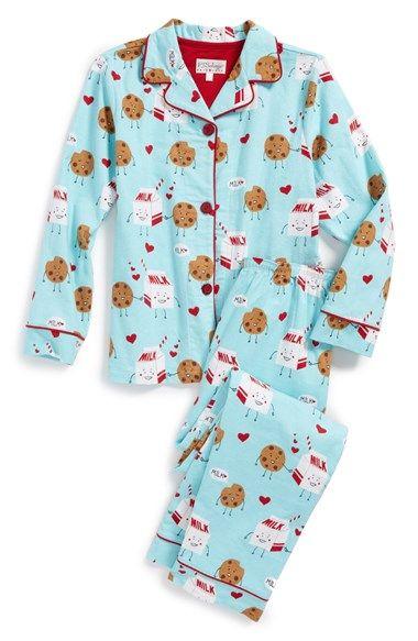 7dec2bacf PJ Salvage 'Pajama Party' Two-Piece Pajamas ( Big Girls) available at  #Nordstrom