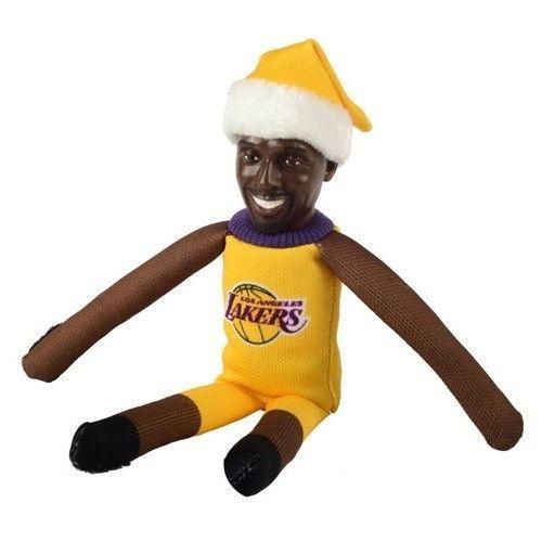 Los Angeles Lakers Kobe Bryant #24 Resin Head Player Elf