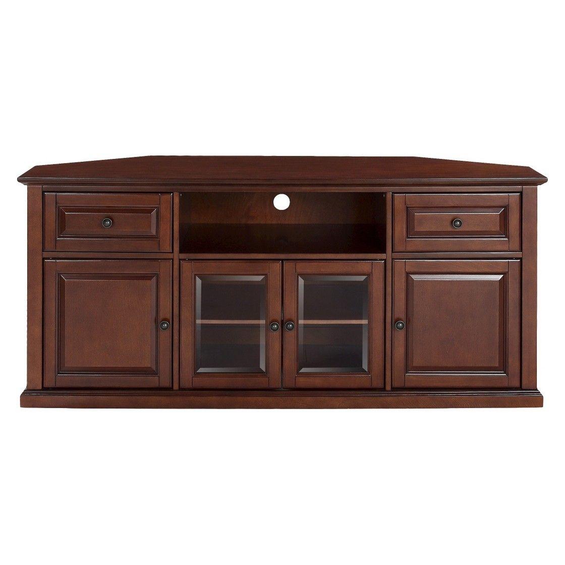 Crosley 60 Corner Tv Stand Living Room Pinterest 60 Inch Tv