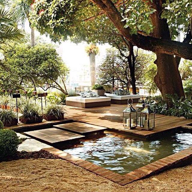 Epingle Par L Cayrol Sur Jardins Avec Images Bassin D Eau