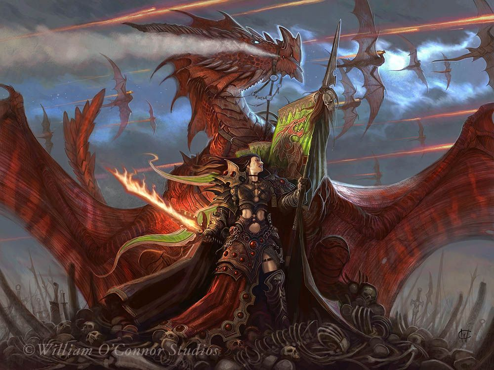 °Dragonlord ~ The Dracopedia Project by wocstudios