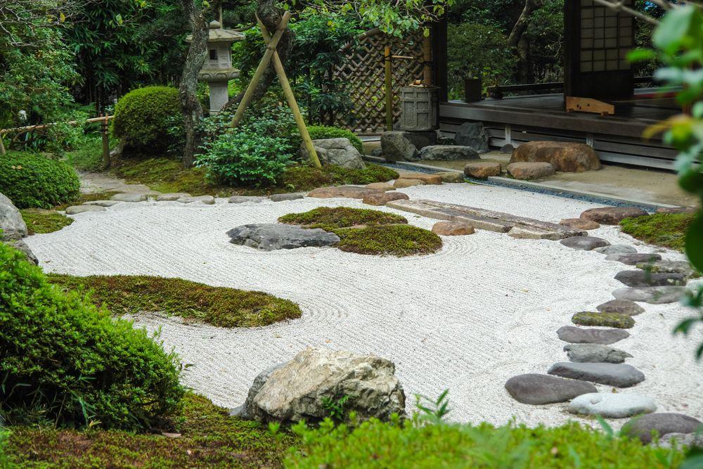 10 Garten Ohne Rasen Garden Decor Garden Design Creative Gardening