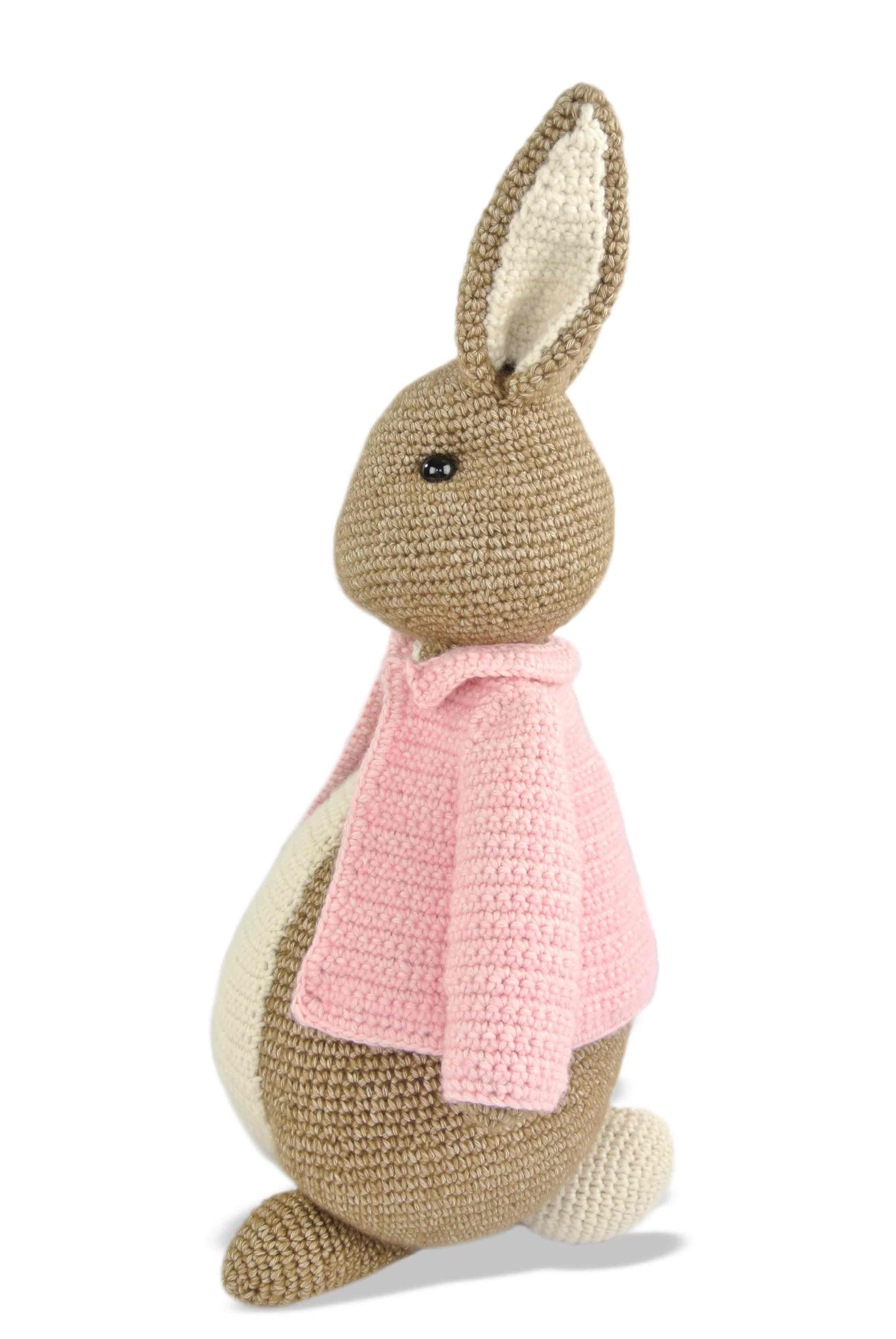 Pasen Haken Pa Of Ma Haas Haakpret Figurine Croset Crochet
