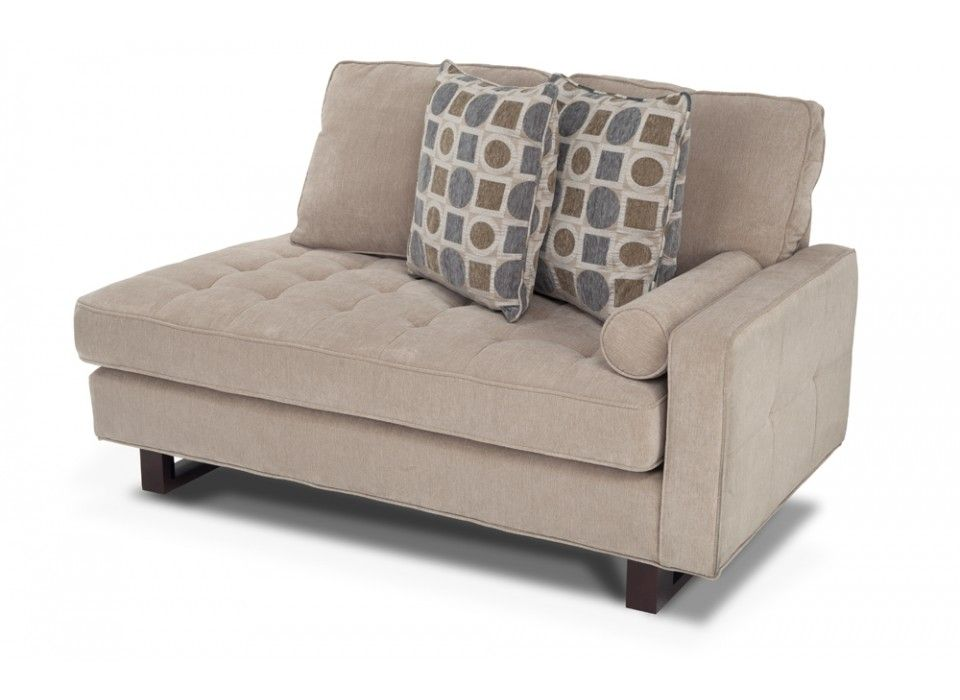 lizzie chaise bobu0027s discount furniture color natural height 37 width 65 depth 38 collection lizzie