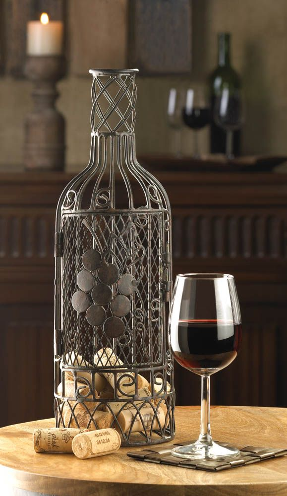 Show off your savvy taste in wine and decorating with this ...