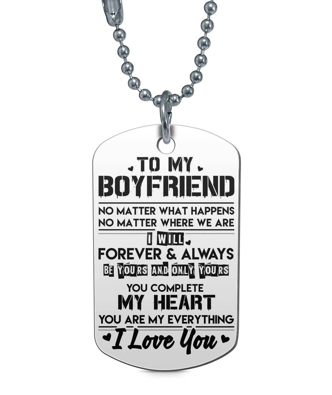 Dog Tag Military Unique Men Dog Tag Necklace Awesome Dog Tag For