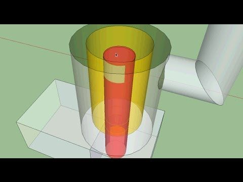How Does A Rocket Stove Work Construction Explained Youtube
