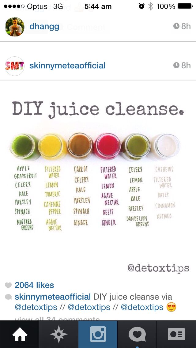 Nekter Juice Cleanse Diary | be FIT - food | Juice cleanse