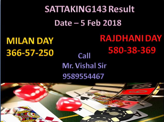 Pin by MK Market on Satta King 143 is a Fastest Satta Matka