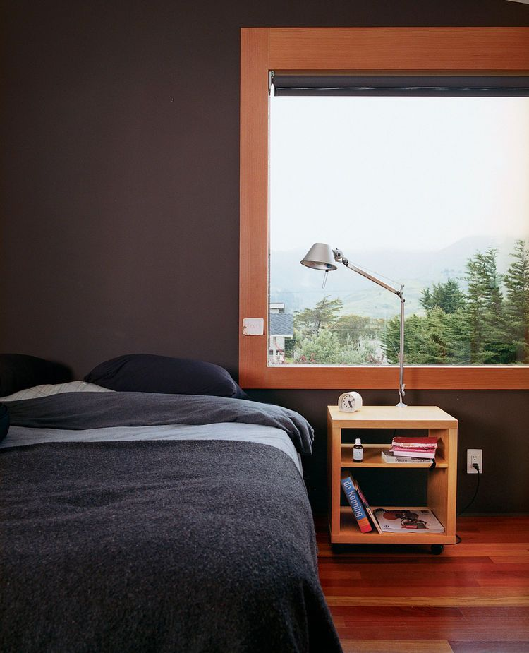 Meyerhoffer House Bedroom Contemporary Bedroom Luxurious