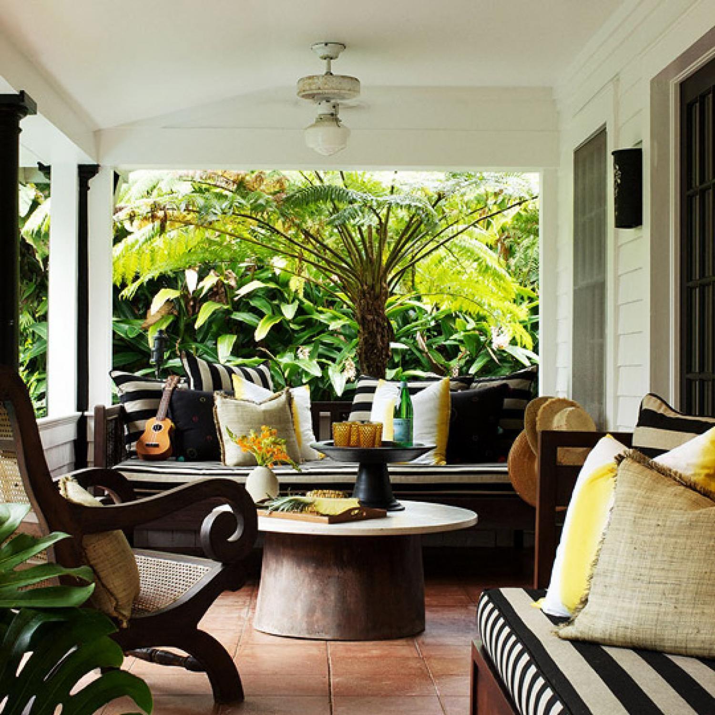 7 Most Popular Hawaiian Themed Living Rooms