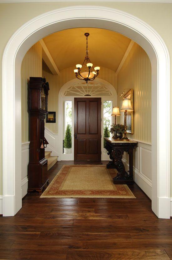 Living Room Arch Decorations: Portfolio - Wayne Windham Architect