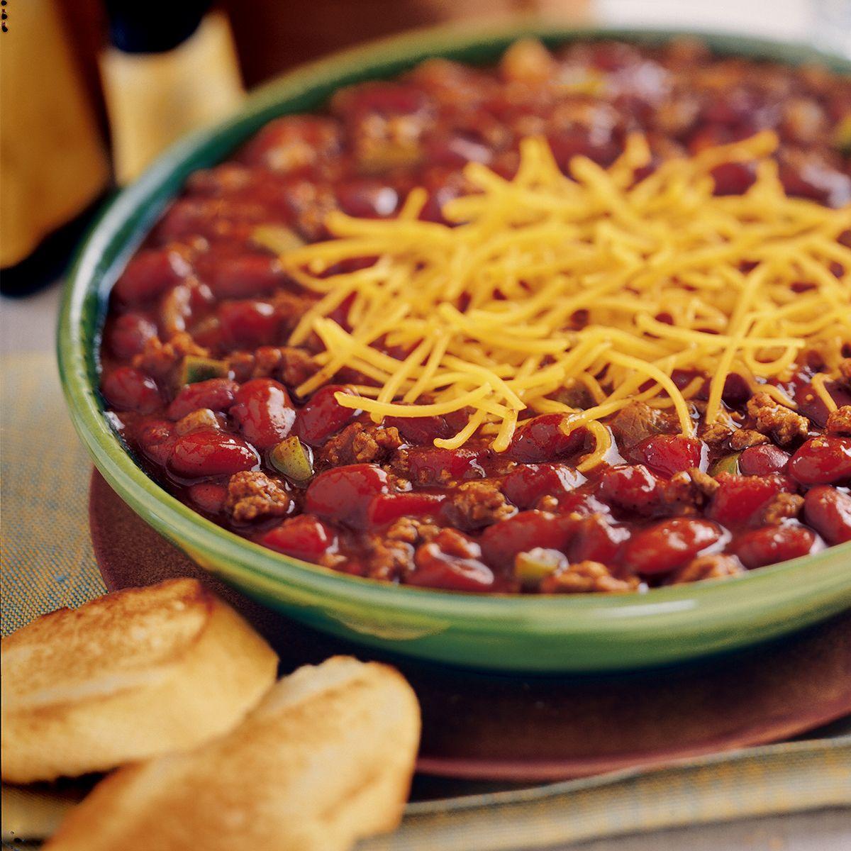 Great Chili Recipes, Chilli