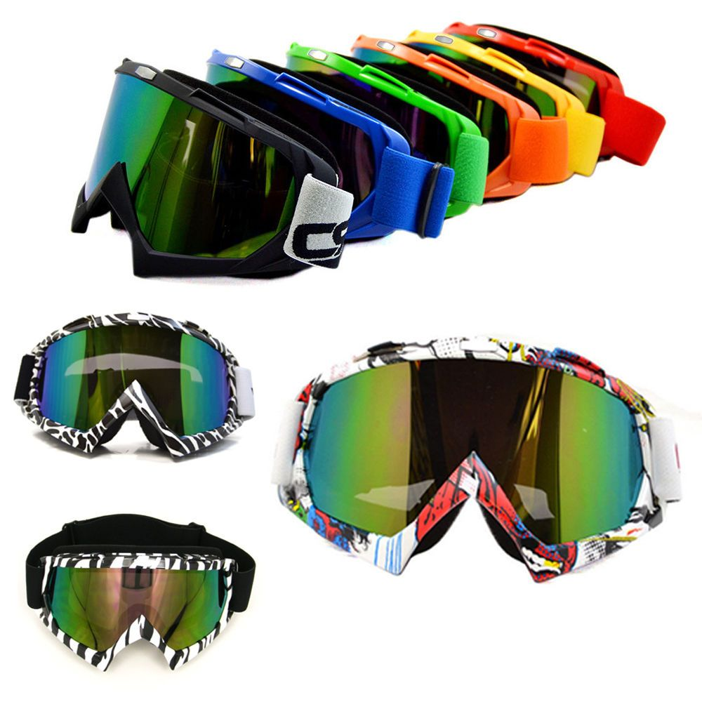 Ktm Masque Motocross Flexible Goggles Tinted Uv Motorcycle Reflective Glasses Unbrandedgeneric Motorcyclehelmetgoggles With Images Glasses Motorcycle Goggles Goggles