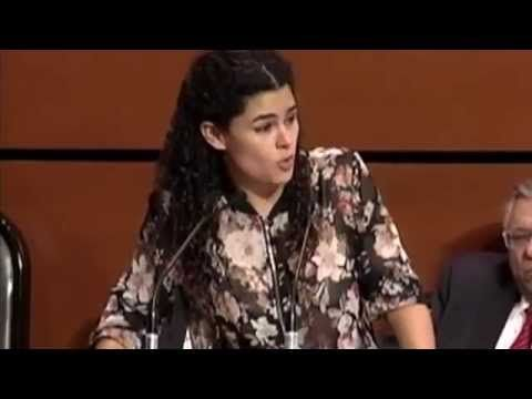 LUISA ALCALDE PONE EN SU LUGAR A ROSARIO ROBLES