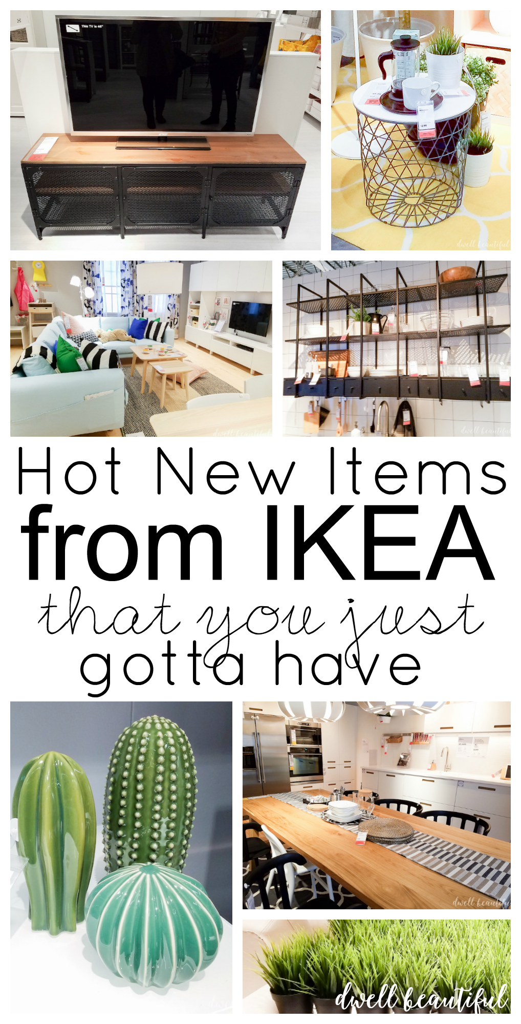 Brand New IKEA Tour - Ikea Deals, Styling, and Shopping Tips ...